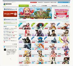 無料ゲーム・オンラインゲームはネクソン!
